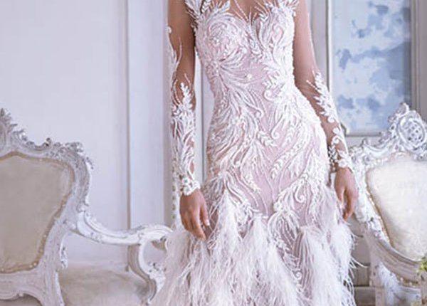 Demetrios 2019 Wedding Dress DP382_1