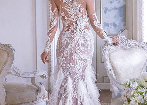 Demetrios 2019 Wedding Dress DP382_2