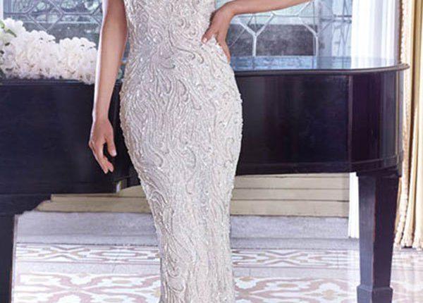 Demetrios 2019 Wedding Dress DP389_1