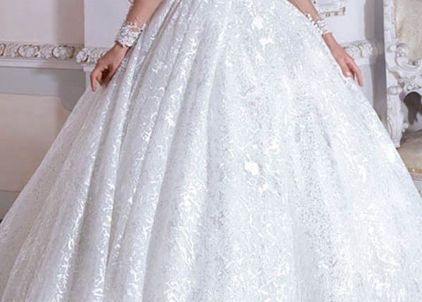Demetrios 2019 Wedding Dress DP392_1