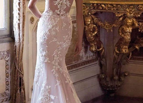 Demetrios 2019 Wedding Dress DP396_2