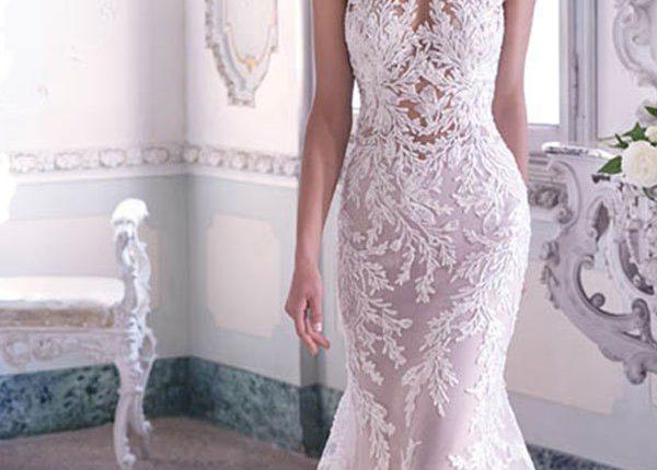 Demetrios 2019 Wedding Dress DP400_3