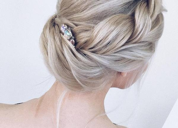 Long Wedding hairstyles and updos from xenia_stylist 24