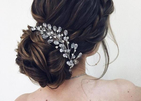 Long Wedding hairstyles and updos from xenia_stylist 3