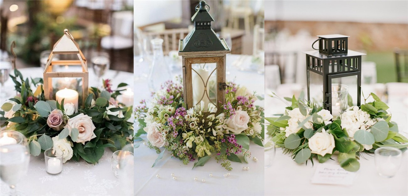 Categories Lantern Centerpieces With Flowers