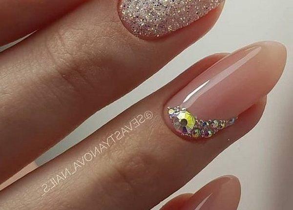 wedding nail art design 10