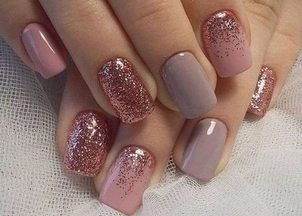 wedding nail art design 11