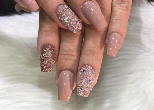 wedding nail art design 16