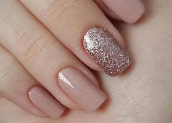 wedding nail art design 23
