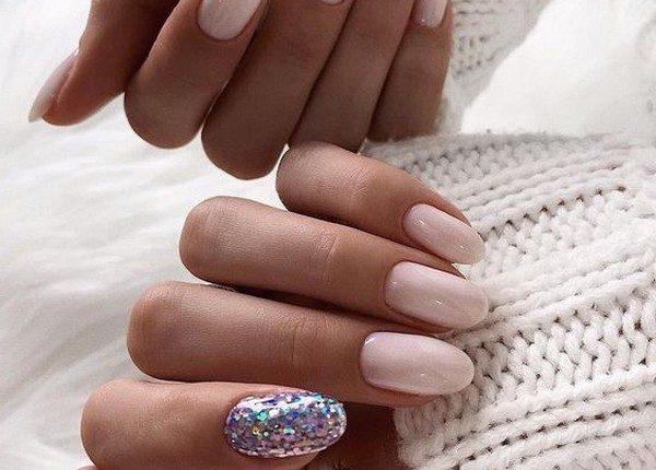 wedding nail art design 24