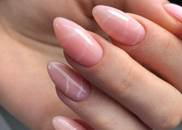 wedding nail art design 5