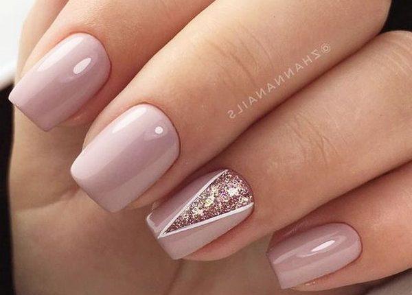 wedding nail art design 6