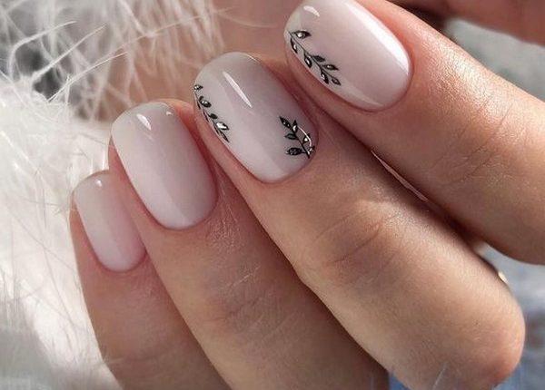 wedding nail art design 9