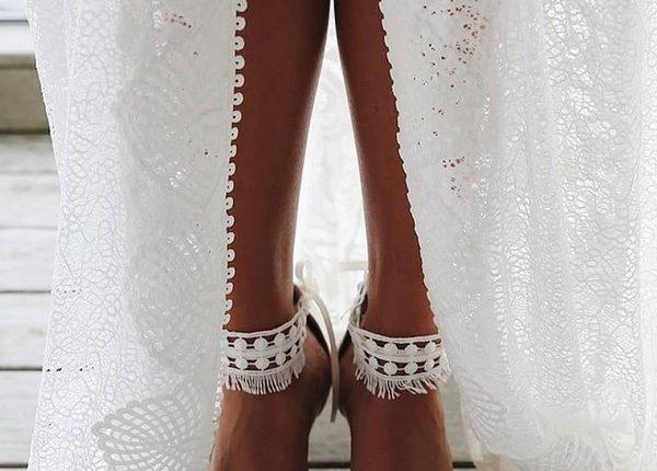 Grace Loves Lace Wedding Shoes 5