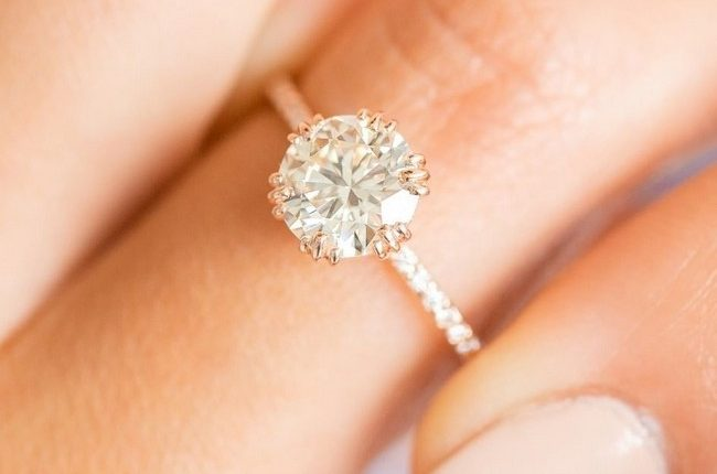 Vintage Engagement Rings and Wedding Bands from Melanie Casey Jewelry 16