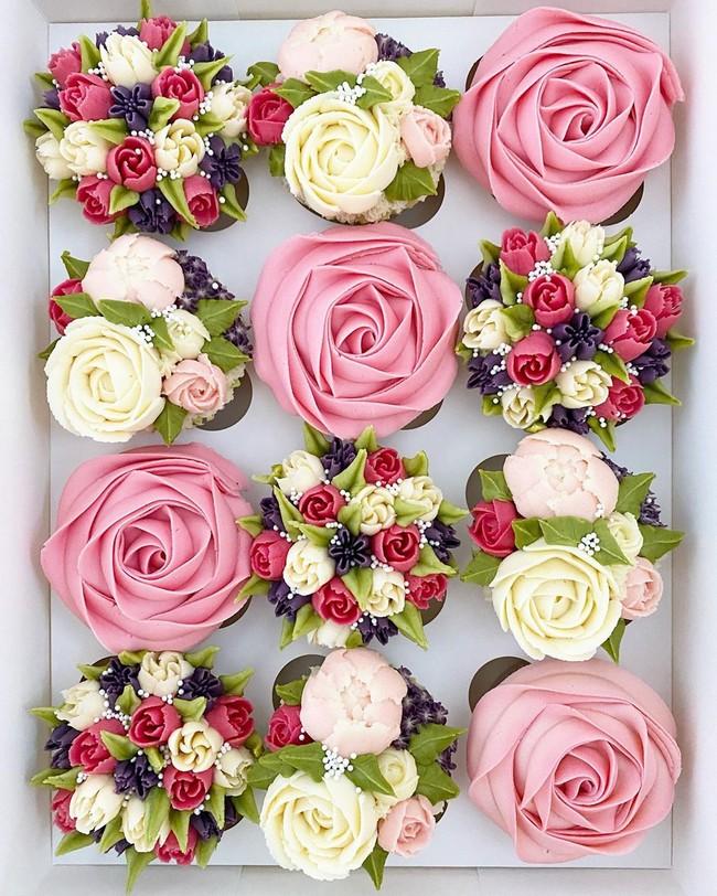 kerrys_bouqcakes Wedding Cupcakes  #cakes #cupcakes