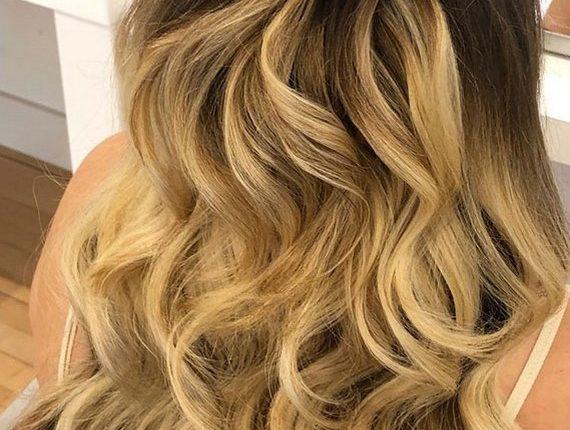 Half up half down wedding hairstyles 25