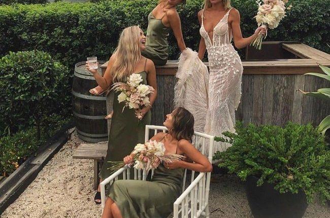 Wedding Photos With Your Bridesmaids 16