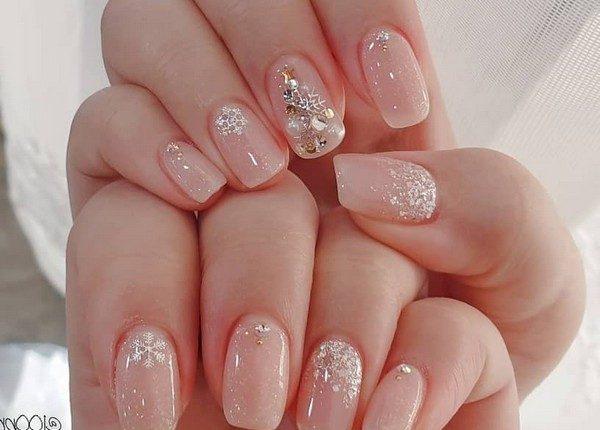 100pro Spring Summer Pastel Neutral Nail Art Designs 36