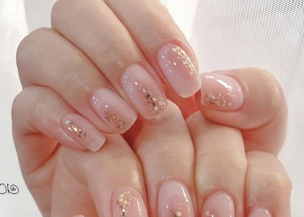 100pro Spring Summer Pastel Neutral Nail Art Designs 71