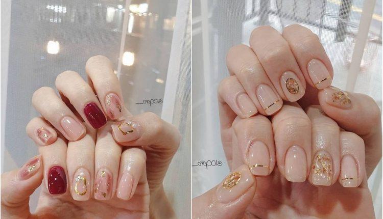 100pro Spring Summer Pastel Neutral Nail Art Designs