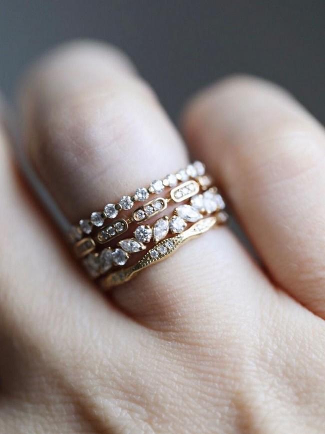 Vintage Engagement Rings #rings #engagementrings