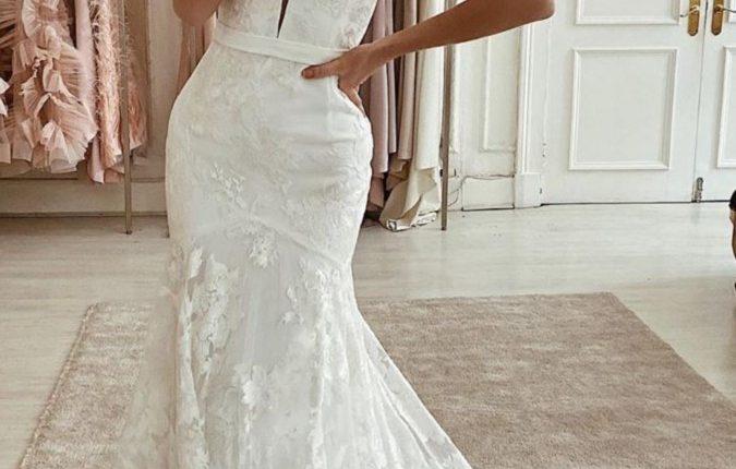 Eleganza Sposa Lace Wedding Dresses 17